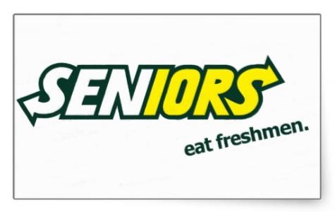 Freshmen…Seniors…What's the Difference?