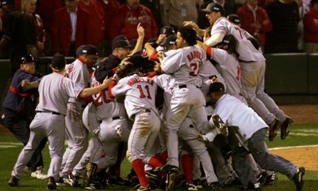 Red Sox make it to the World Series
