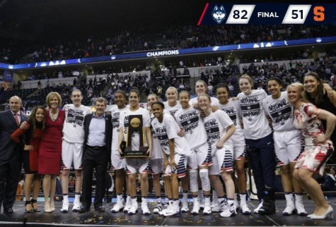UConn Women's Basketball Makes History