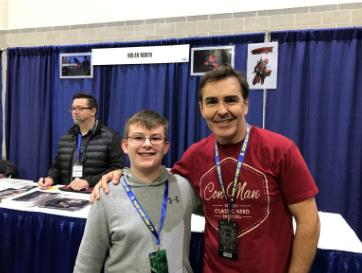 Rhode Island Comic Con Review