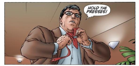 Clark Kent aka Superman