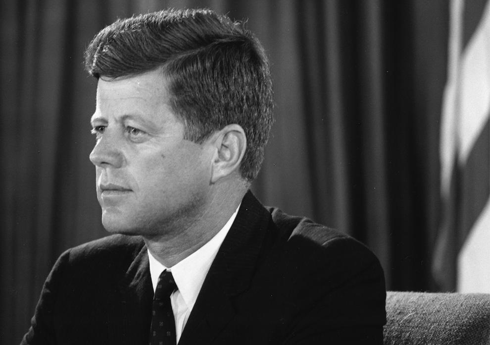 Remembering+JFK