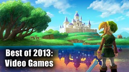 Top 10 Video Games of 2013