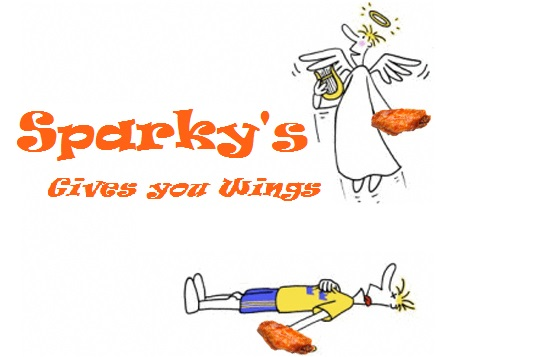 Sparky's Gives You Wings