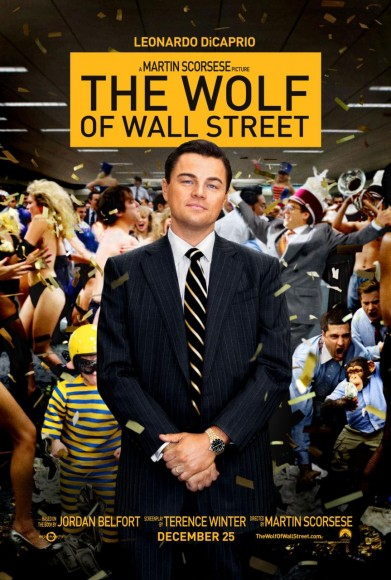 The Wolf of Wall Street: Film Review