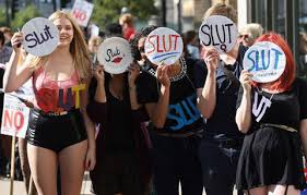 "The Twisted Art of ""Slut Shaming"""
