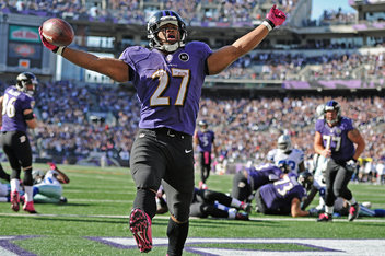 Ray Rice Suspended Indefinitely