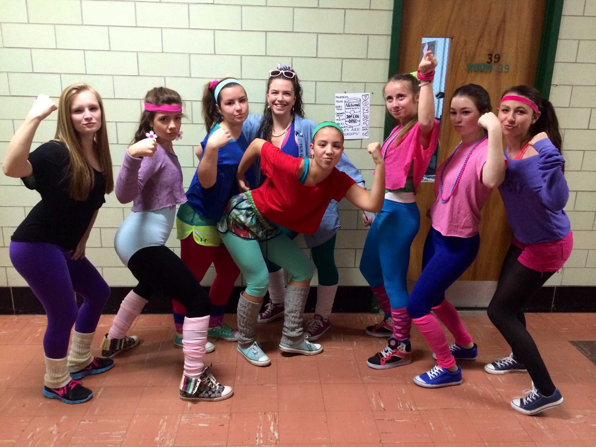 Juniors on Decade Day