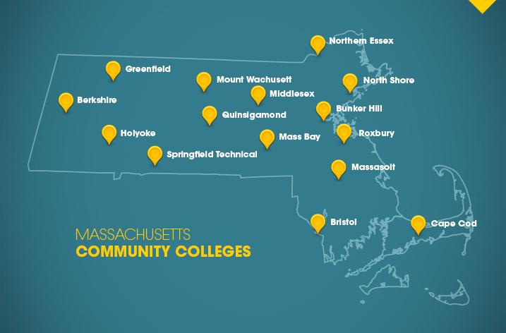 Community+Colleges+in+Massachusetts