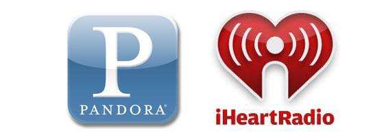 Pandora vs. iHeart Radio