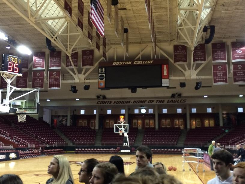 BC Basketball Court