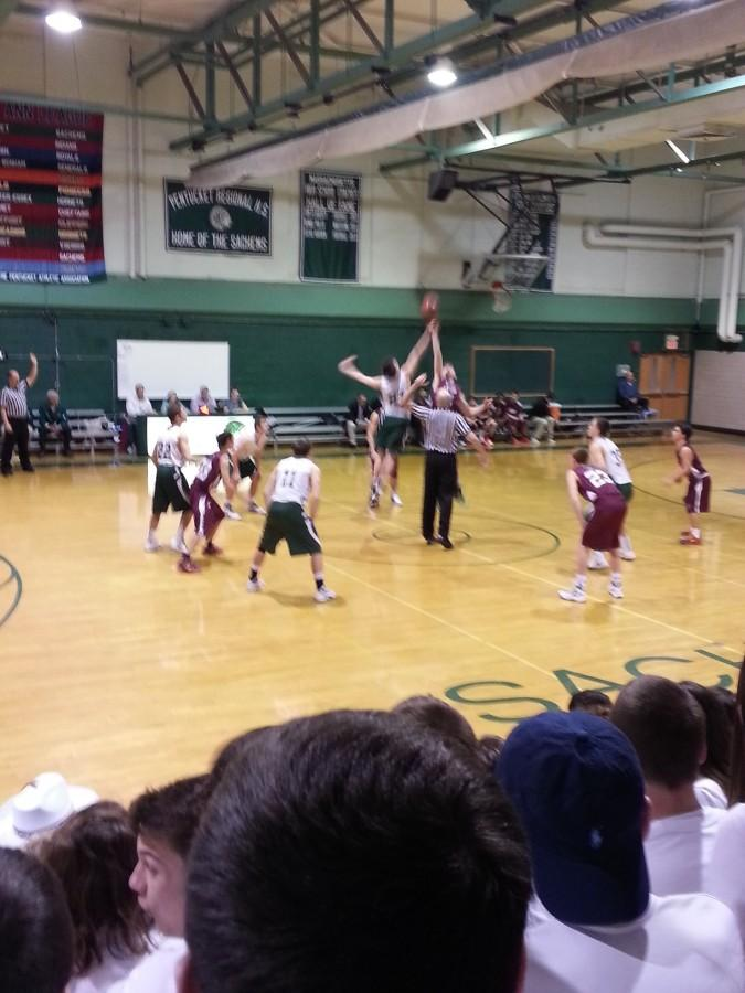 Pentucket Boys vs. Weston