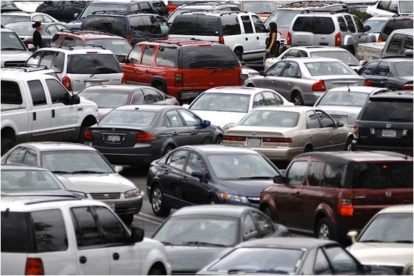Pentucket Parking Mayhem