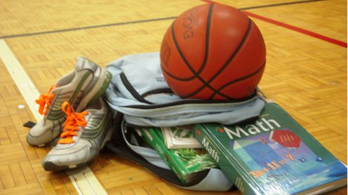 Juggling School and Sports
