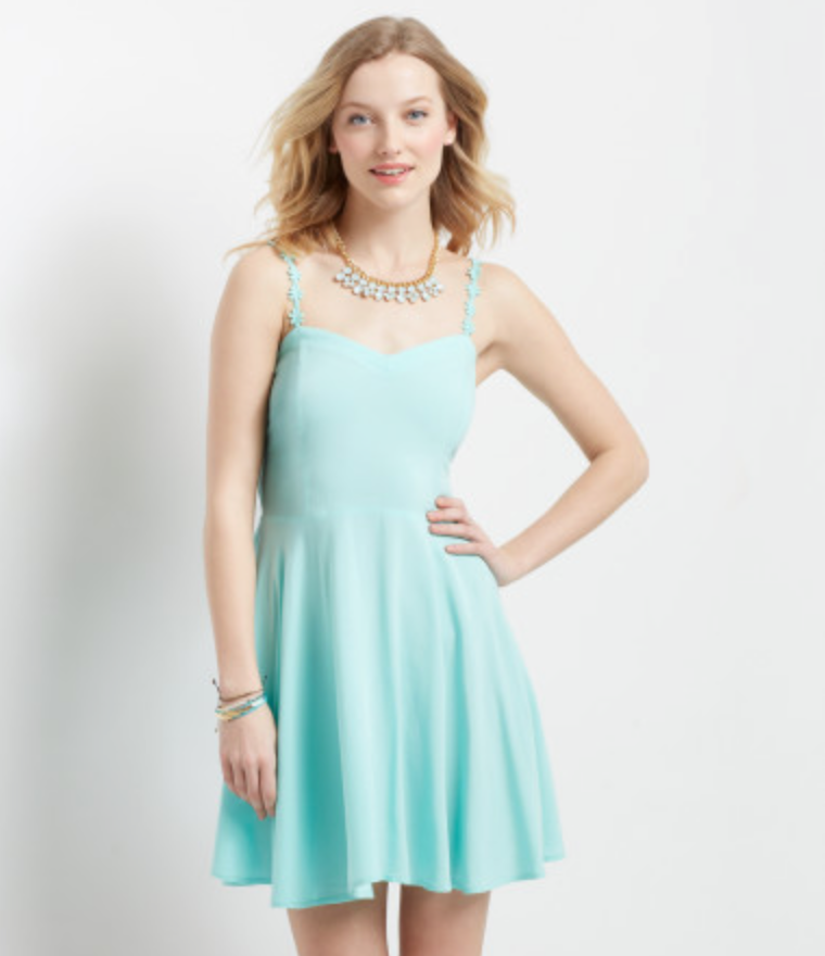 Daisy Strap Dress