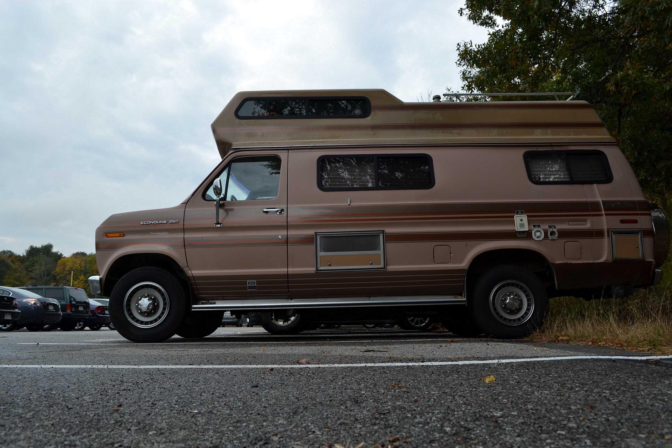 Scott's Van
