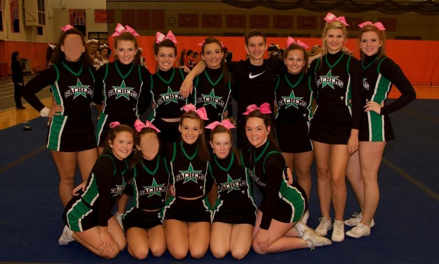 Cheering+Competion