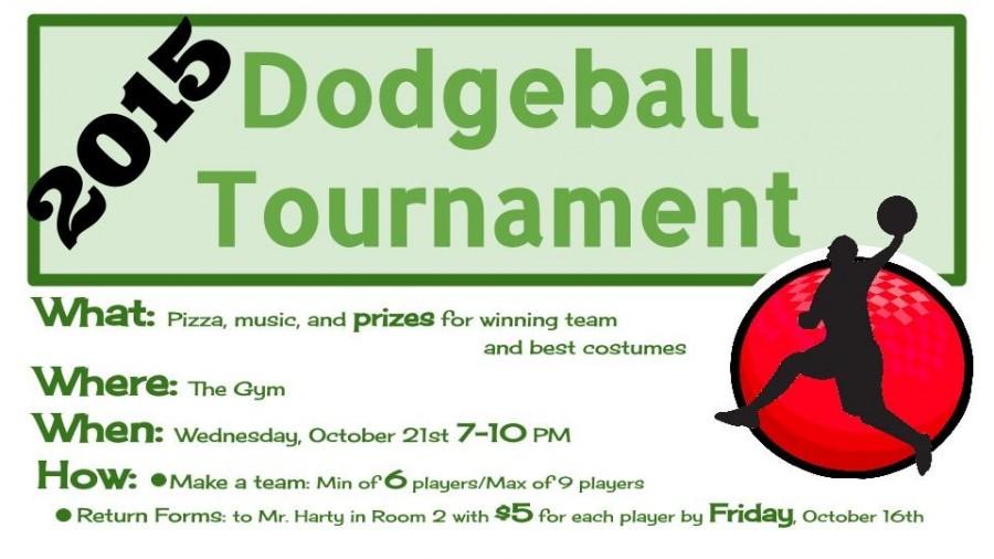 Dodgeball Is Back!