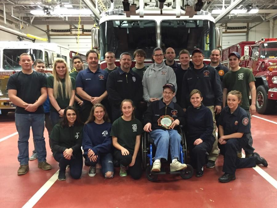 Public Safety at the West Newbury Firehouse