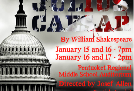 CENTER STAGE BIDS YOU BEWARE THE IDES OF JANUARY
