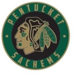 Logo for Pentucket's hockey team.