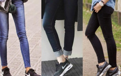 Sneakers with Jeans?