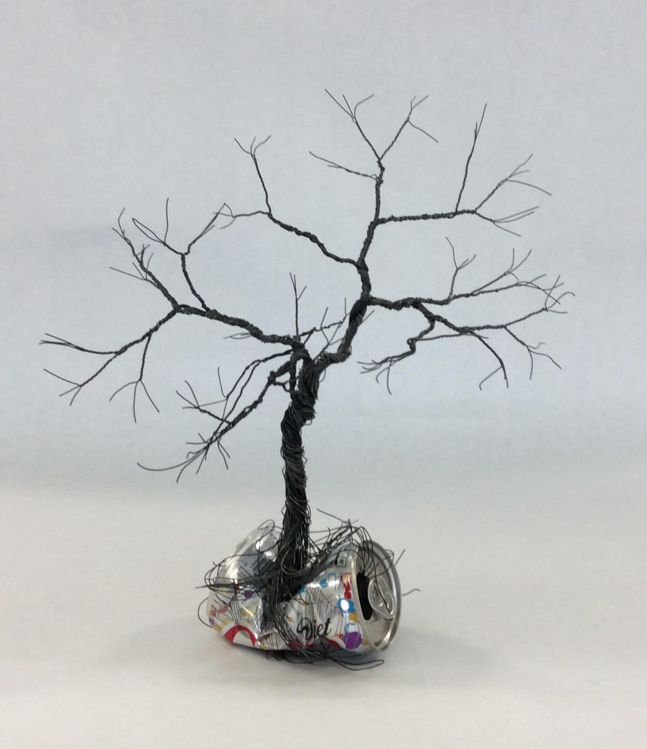Wire Sculpture Art Field Trip Photos – Pentucket Profile