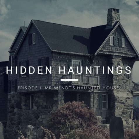 Hidden Hauntings #1: Mr. Wendt