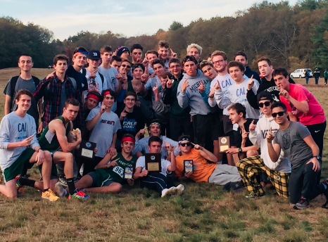 Pentucket Boys XC Wins Cape Ann League Championship