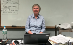 Mrs. Brophy's Retirement