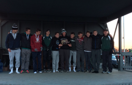 Pentucket Boys XC claims Eastern MA D5 Race