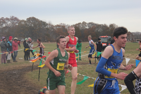 Pentucket Boys XC Competes in State Championships