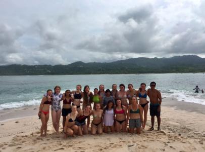 Costa Rica Community Service Trip