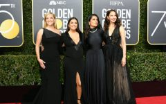 Time's Up: Blackout at the Golden Globes