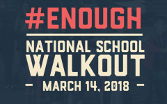 Protesting Gun Violence: School Walkouts March 14