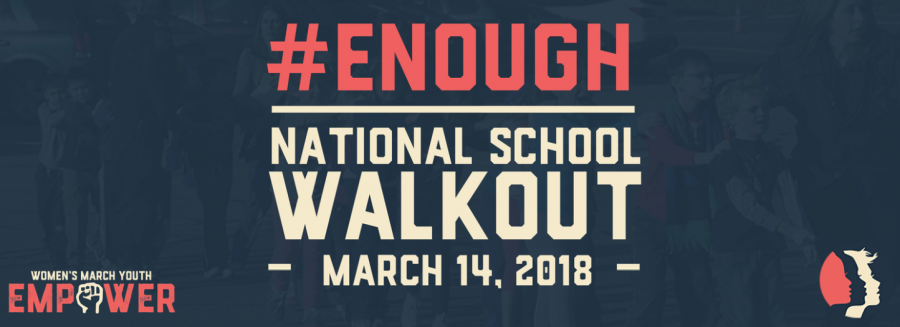 Protesting+Gun+Violence%3A+School+Walkouts+March+14