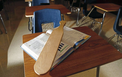 Georgia School Allows Paddling
