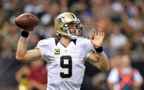 Drew Brees Breaking Records at Age 39