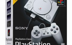 Sony Announces Re-release of Original PlayStation