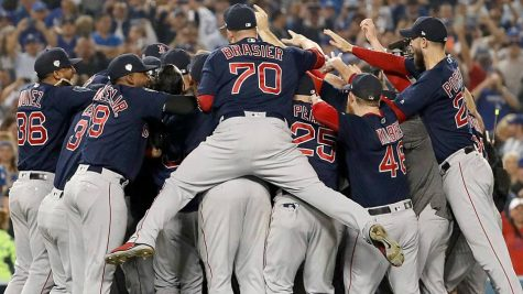 2018 World Series Champions, The Boston Red Sox