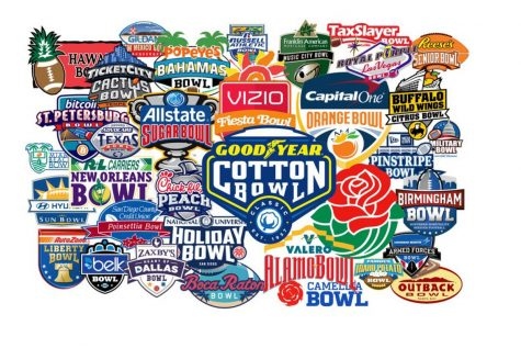 Your Guide to the 2018-2019 College Football Bowl Season