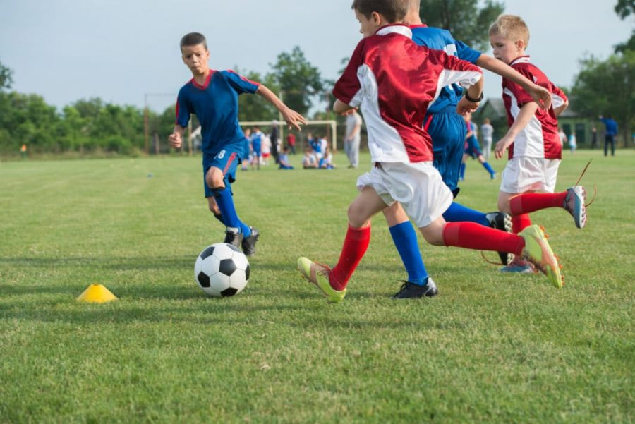 Breaking the Bank by Gambling on Youth Sports