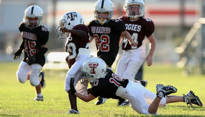 Are Youth Sports Too Intense?