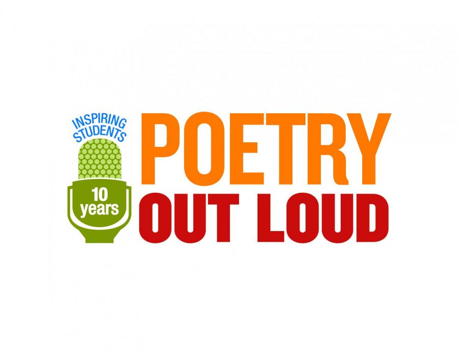 Poetry Out Loud 2019