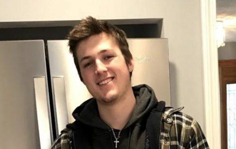 Senior Feature: Ethan Murray