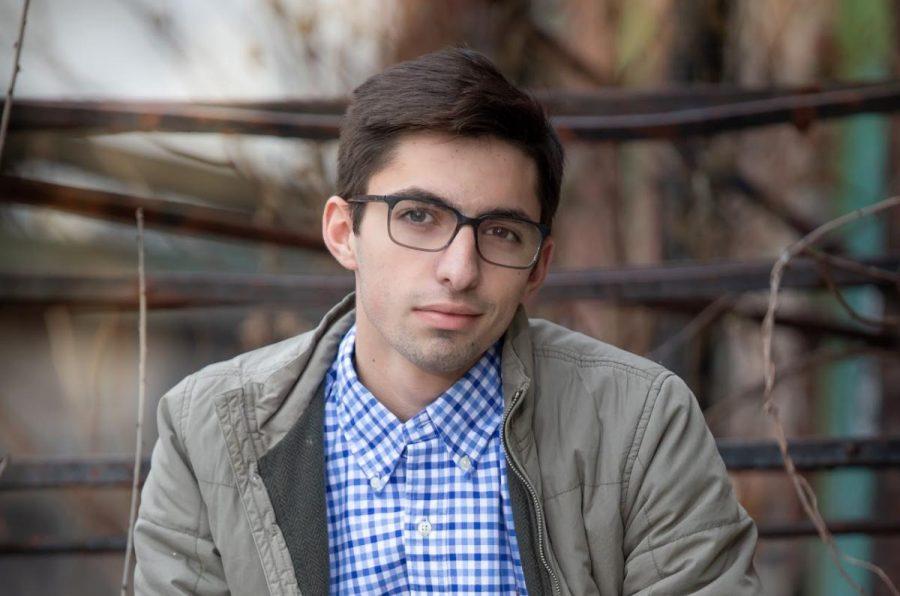 Senior Feature: Jake Correnti