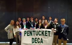 Pentucket DECA Team Qualifies for State-Wide Competition
