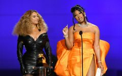 Navigation to Story: A Night of Normalcy at the Grammys