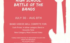 Yankee Homecoming Virtual High School Battle of the Bands for Summer 2021